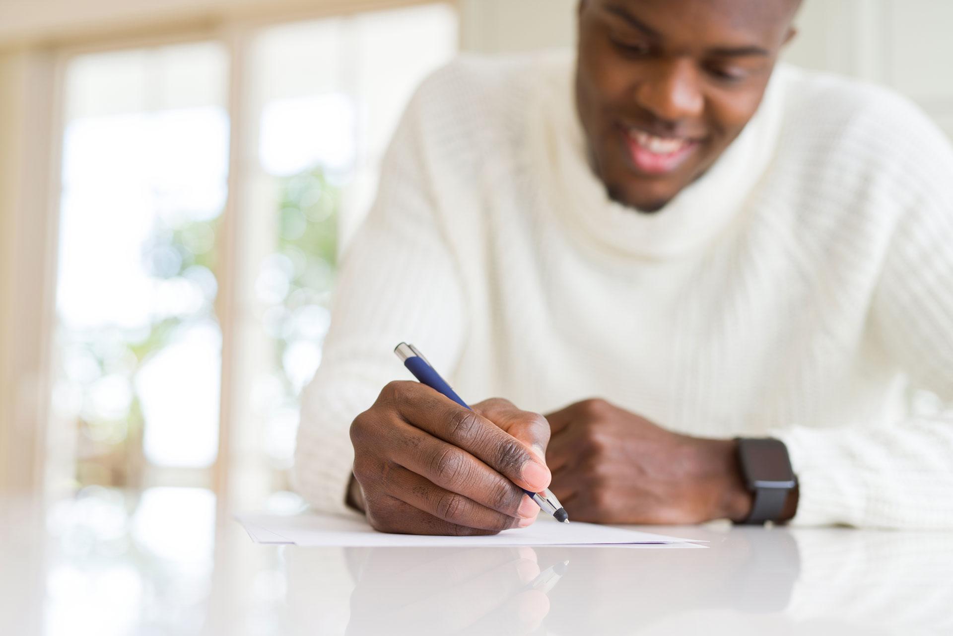 formation rédiger sa lettre de motivation
